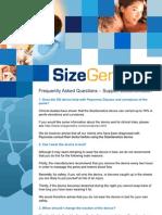 Size Genetics FAQ Guide