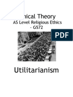 Utilitarianism Resources