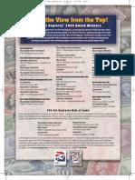 PSE Announces 2008 Set Registry Award Winners