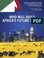 Gateway to Africa November 2012