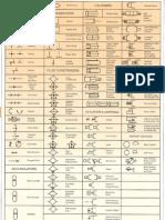 Fluid Power Symbols Chart