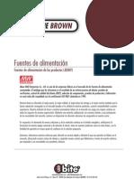 Brown Serie