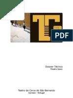 TCSB Dossier Técnico 2013