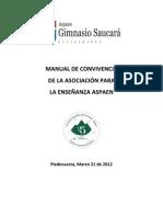 Manual de Convivencia Actualizado Marzo 21 de 2012