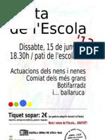 cartell festa13