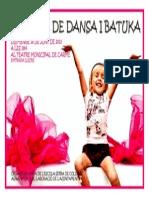 Festival Fi de Curs Batuka