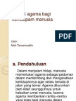 fungsiagamabagikehidupammanusia-130317204528-phpapp01