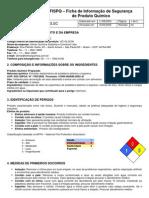 FISPQ - VD-10LSC - Revisão 04