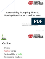 Sustainability Prompting Firms- Feli Visco