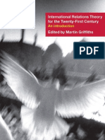 International Relations Theory in the 21st Century an Introduction1