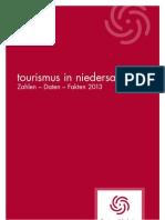TMN Tourismus in Niedersachsen 2013