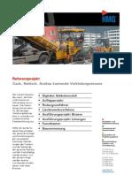 Cazis GR, Referenzprojekt Verbindungsstrasse Ratitsch der HMQ AG