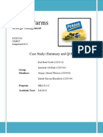 Case solution of (Perdue Farms).pdf