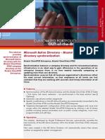 AF AlcatelOmniVista4760 MSAD Synchronization En
