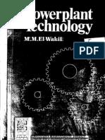 Power Plant Technology by El-Wakil