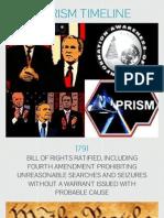 A Prism Timeline