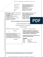 13-06-11 Apple Repy in Support of Addition of Galaxy S4 to 2nd California Case