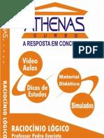 90015579 Apostila Raciocinio Logico Pedro Evaristo Athenas PDF