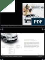 Catalogo de Nissan Qashqai