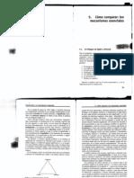 Leonardo Morlino Como Comparar Los Mecanismos Esenciales