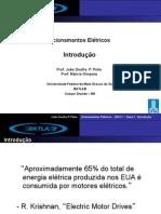Acionamentos Elétricos - 2013.1 - Tema 1 - Introdução