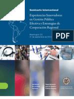 Documento_ Experiencias Innovadoras en Gesti%C3%B3n P%C3%BAblica Efectiva y Estrategias de Cooperaci%C3%B3n Regional