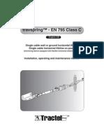 EN 795 Class C