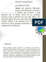 Presentacion Derechos Humanos