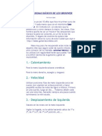 10 AXIOMAS BÁSICOS DE LEO BROUWER