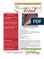 Wonderful World of Bread