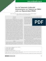 Algoritmo de Tratamiento Multimodal, Ortiz Silvia, Et All