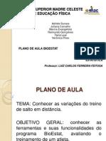 Plano de Aula Bio Estat