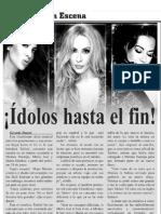 Mónica Naranjo - El Porvenir - 11.06.13