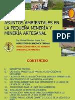 Exposición Tecnica PPM Y PMA Para PERCAN
