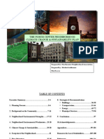 1) Table of Contents & Executive Summary