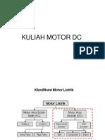 Prinsip Kerja Motor Dc
