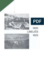 Libeliče Slovenija 1920 1922