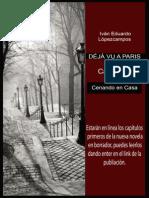 DÉJÁ VU A PARIS CAPÍTULO II