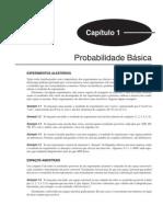 Probabilidade Básica - Capitulo 1