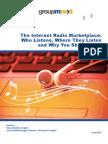 The Internet Radio Marketplace