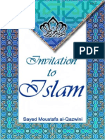 Invitation to Islam - Sayyid Moustafa Al-Qazwini - XKP