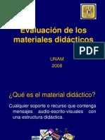 Evaluacion Material Didactico