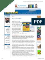 2008,Potteiger,J.,Why Oil Goes Bad