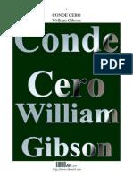 William Gibson - Conde Cero