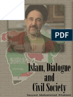 Islam, Dialogue and Civil Society - Sayyid Mohammad Khatami - XKP