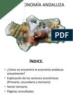Trabajo Economia Andaluza