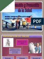 Prevención y Promoción diapositivas