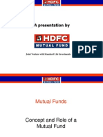 Amfi Training New Hdfc