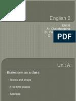UDLA English 2 Unit 6 (1)