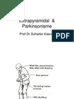 Extrapyramidal  & Parkinsonisme